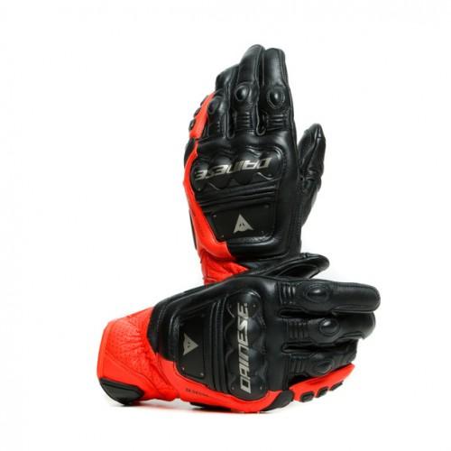 ΓΑΝΤΙΑ DAINESE 4-STROKE 2 GLOVES (Black/Fluo-Red)