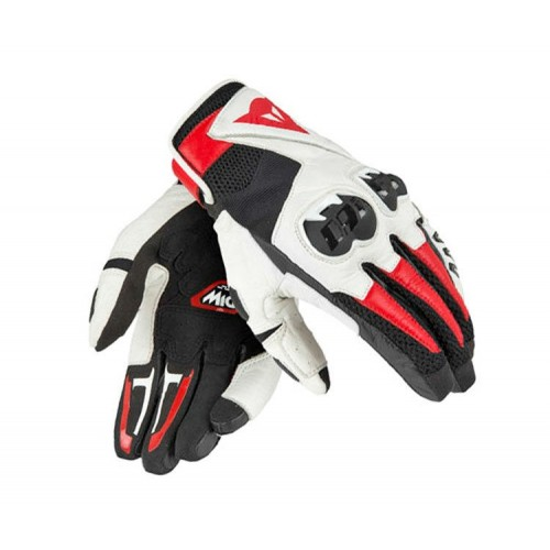 ΓΑΝΤΙΑ DAINESE MIG C2(Black/white/fluo red)