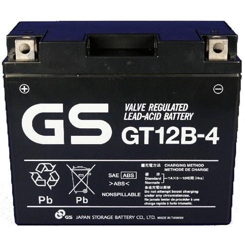 ΜΠΑΤΑΡΙΑ GS GT12B4 (TAIWAN) FAZER R1 TDM DUCATI