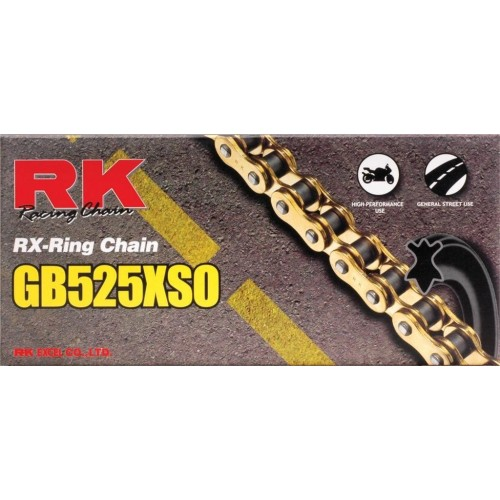 RK GB 525-118 XSO GOLD